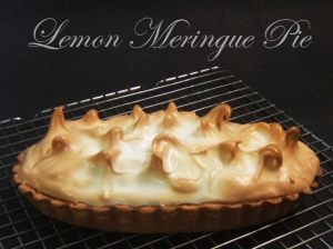 [Promo Ramadhan] Lemon Meringue Pie